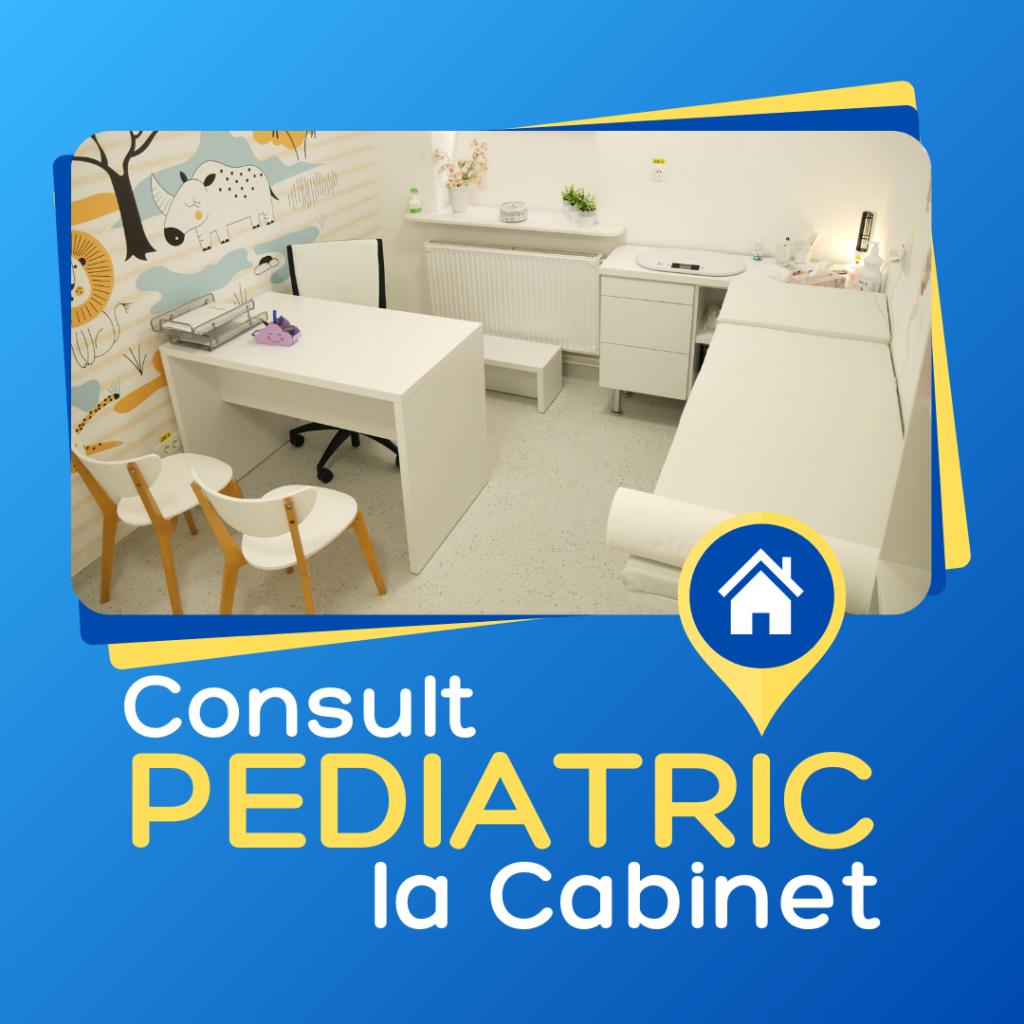 Consult Pediatric la Cabinet Timisoara - Kid Klinik
