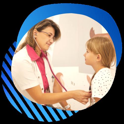 Consult pediatric la cabinet Timișoara - Dr. Zaica Cristina